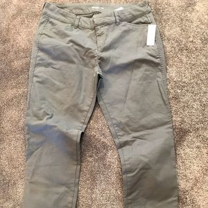 Old navy pixie utility pants - nwt